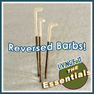 Felting Needles 36 REVERSE 3 pack