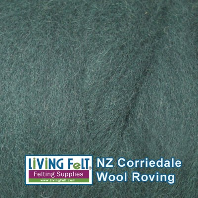 NZ Corriedale Wool – Fir