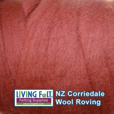 New Zealand Corriedale: Perfect  For Needle Felting and Wet Felting!