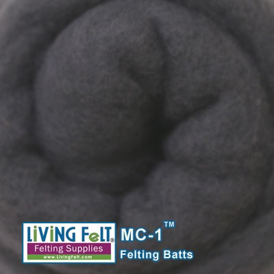 MC-1™ Merino Cross Batt – Slate