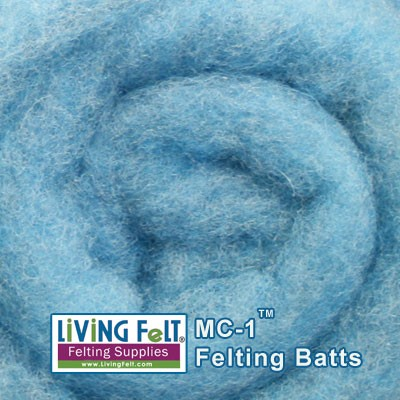 MC-1™ Merino Cross Batt – Marina