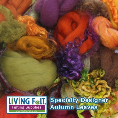 Autumn Leaves - Specialty Designer Pack