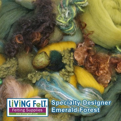 Emerald Forest - Specialty Designer Pack