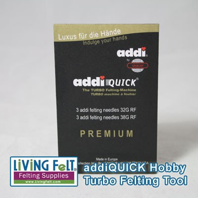 AddiQuick Felting Needles - Replacement Needles 32 and 38