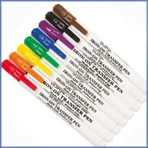 Many colors to choose from. One pen per order. Image shown for example only.